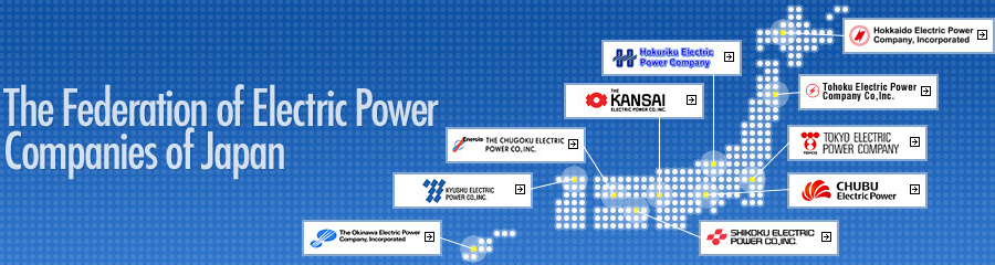 Japanese electric utilities provider